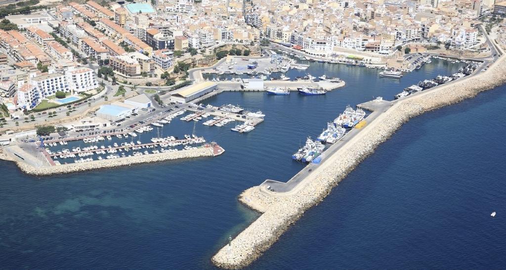 immobiliaria en la ametlla de mar: